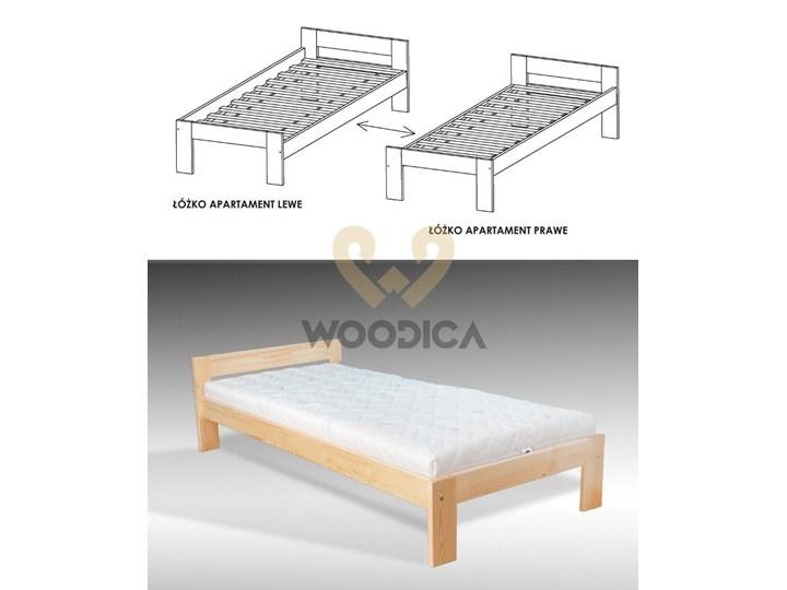 łóżko Hotelowe 90x200