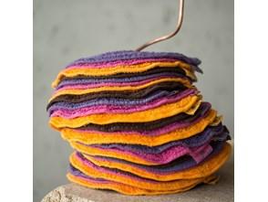 Ręcznik Abyss & Habidecor LEGEND Orange (Komplet 30 sztuk)