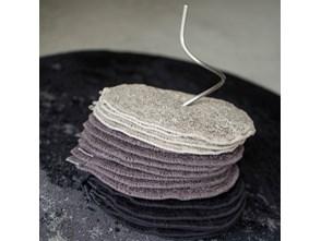 Ręcznik Abyss & Habidecor LEGEND Beige (Komplet 30 sztuk)