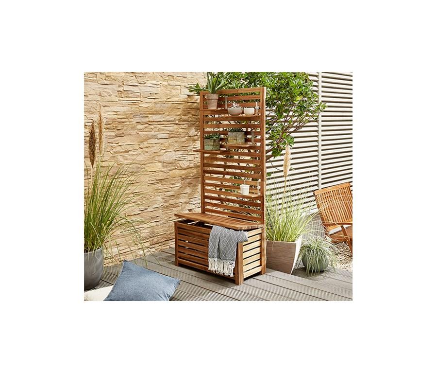 Awka balkonowa awki ogrodowe zdj cia pomys y inspiracje homebook - Wandpaneel balkon ...