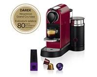 NESPRESSO ekspres kapsułkowy Krups XN760510 Nespresso Citiz& Milk Red, BEZPŁATNY ODBIÓR: WARSZAWA, WROCŁAW, KATOWICE, KRAKÓW!