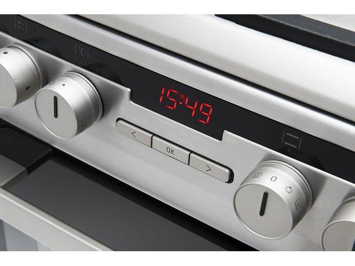 Kuchnia AMICA 618CE3.333HTaQ(Xx) Rodzaj płyty grzewczej Ceramiczna Szerokość 60 cm Kategoria Kuchenki elektryczne