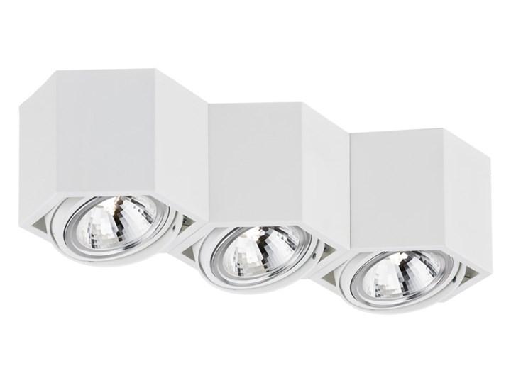 ESPRESSO LED 3 plafon 3 x 6W LED ARGON 1237 Oprawa stropowa Oprawa dekoracyjna Oprawa halogenowa Oprawa led