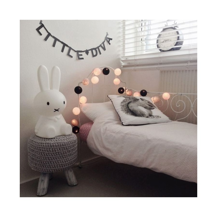 Cotton Ball Lights :: Scandi 35 kul