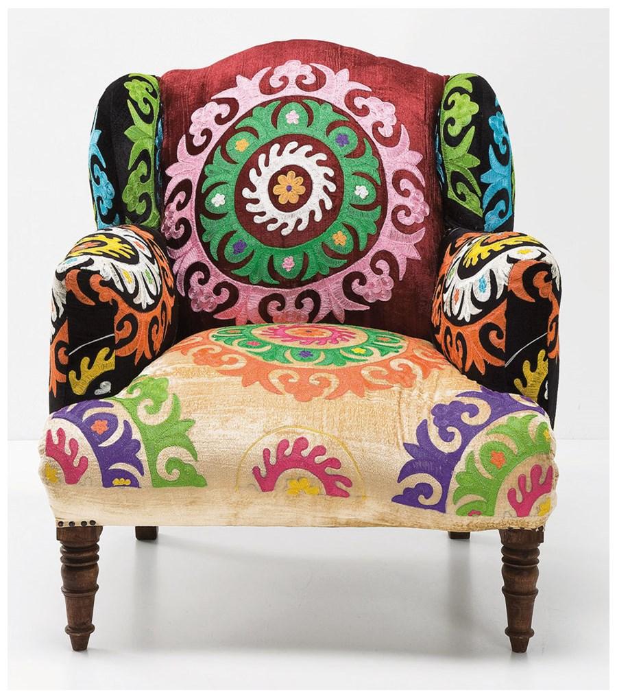 Kare design fotel mandala fotele zdj cia pomys y inspiracje homebook Kare fotel