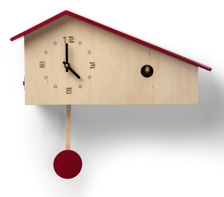 Kare Design Zegar Cienny Z Kuku K Kuckuck Modern House Zegary Zdj Cia Pomys Y