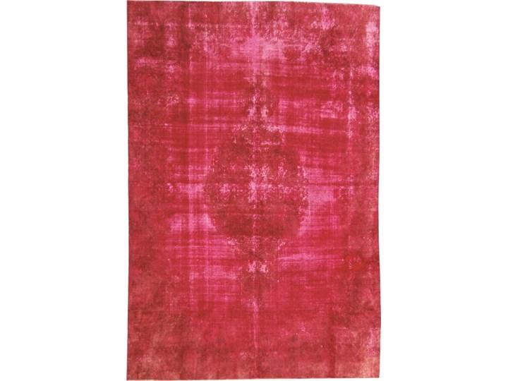 Dywan Perski Ręcznie Tkany Wełniany Pink 0488