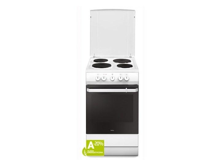 Amica 58EE1.20W Kuchnia elektryczna