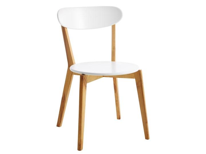 Oryginał Krzesło JEGIND drewno/białe - Krzesła kuchenne - zdjęcia, pomysły XP08