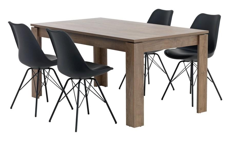 Wyposażenie Jysk Wnętrz Krzesłami Homebook Stoły Z 3jlq54rcas