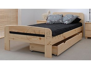 Łóżko Magnat - Producent Mebli Drewnianych I Materacy - Meble Magnat