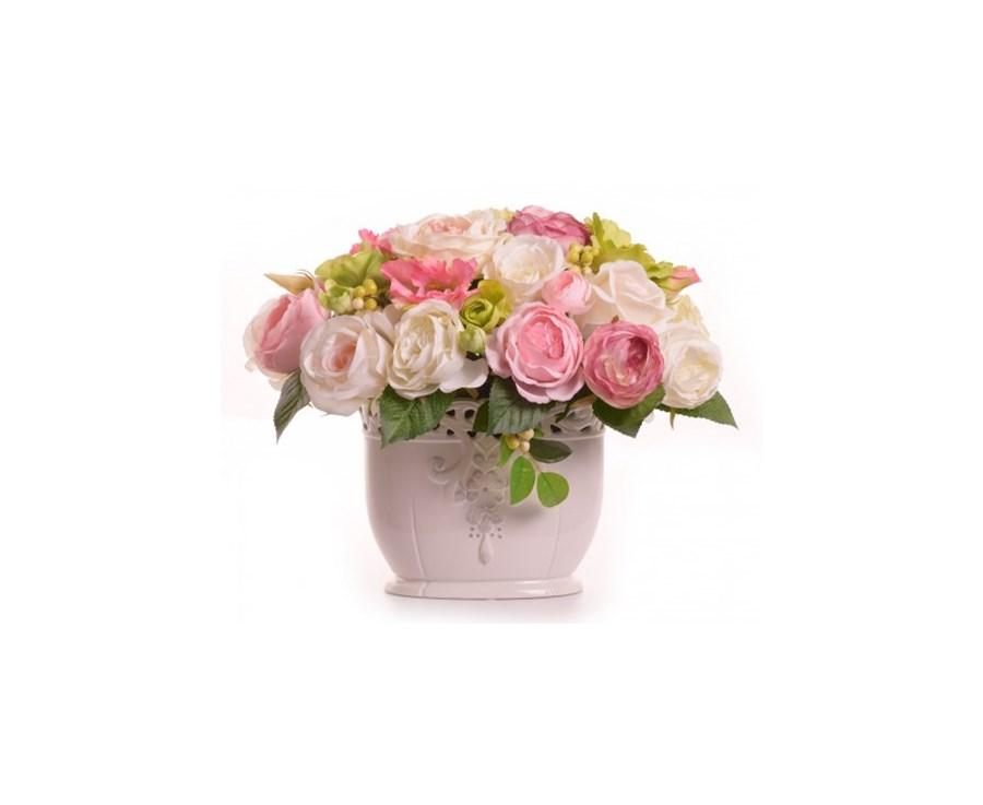 c32789511cbf2f Sztuczne kwiaty Dalia – sztuczne kwiaty - wyposażenie wnętrz - homebook