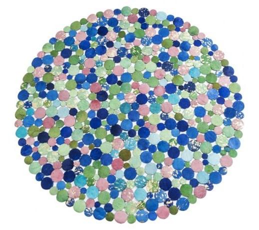 Dywany Kolor Niebieski Wyposa Enie Wn Trz Homebook