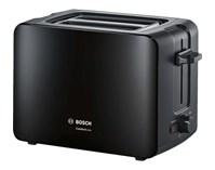 Bosch Toster czarny TAT 6A113
