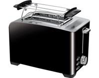 MPM Product Toster malowany inox czarny MTO-05/C