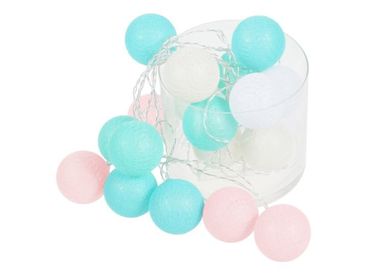 świecące Kule Cotton Balls Led 20 Szt