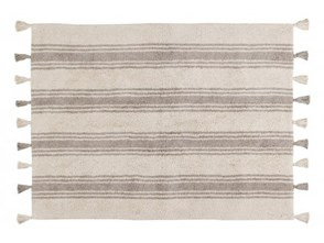 Dywan STRIPES 120x160cm glacier grey - Lorena Canals
