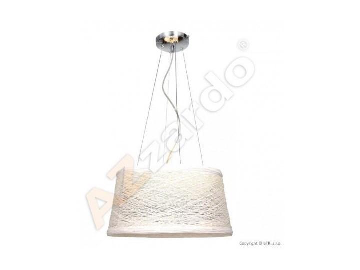 Lampa Wisząca Nowoczesna Candy 42cm Md6623s Biała Azzardo Lampy