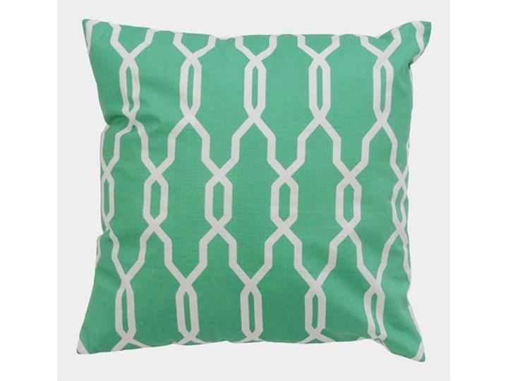 Poduszka Mint Pattern 40x40cm