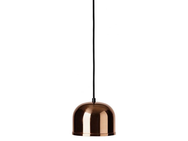 Lampa wisząca Pendant GM 15 Copper (miedziana) - Menu - Szybka Wysyłka Drewno Lampa inspirowana Metal Szkło Styl skandynawski