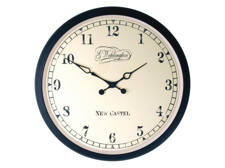 Zegar ścienny Aaltje 34.5 cm - NEXTIME - Szybka Wysyłka Metal Okrągły Styl vintage
