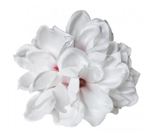 Bukiet 9 Magnolii Białych Sztuczne Kwiaty Zdjęcia Pomysły