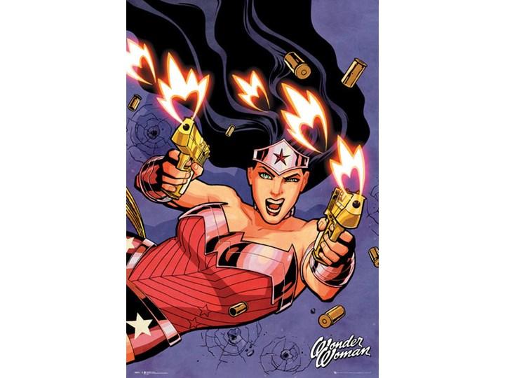 Plakat Obraz Dc Comics Wonder Woman Shooting 61 X 915 Cm