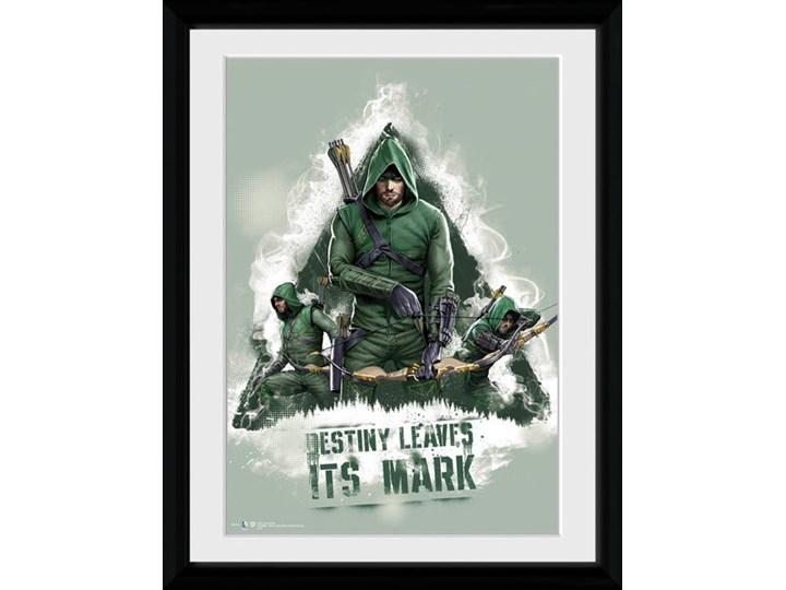 Arrow Destiny Oprawiony Plakat