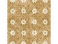 Materiał Papier Serwetki papierowe Tilework Copper 33x33 cm Serwetki