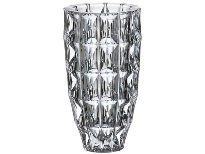BH Sparkler 28cm vase Szkło Wzór Kwiaty