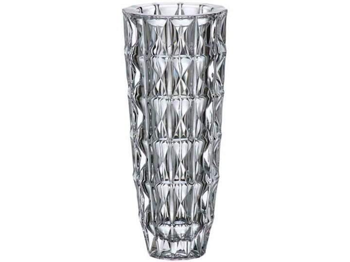 BH Sparkler 33cm vase Wzór Kwiaty Szkło Styl klasyczny