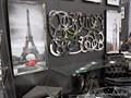 LUSTRO DEKORACYJNE 12TM053 90x150cm ścienne szkło Nieregularne Styl Glamour