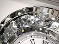 ZEGAR 15JS0015 50x50cm Zegar ścienny Okrągły Styl Glamour