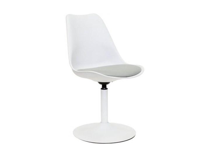 Tenzo Krzesło Obrotowe Viva Biało Szare 3303 412 Krzesła