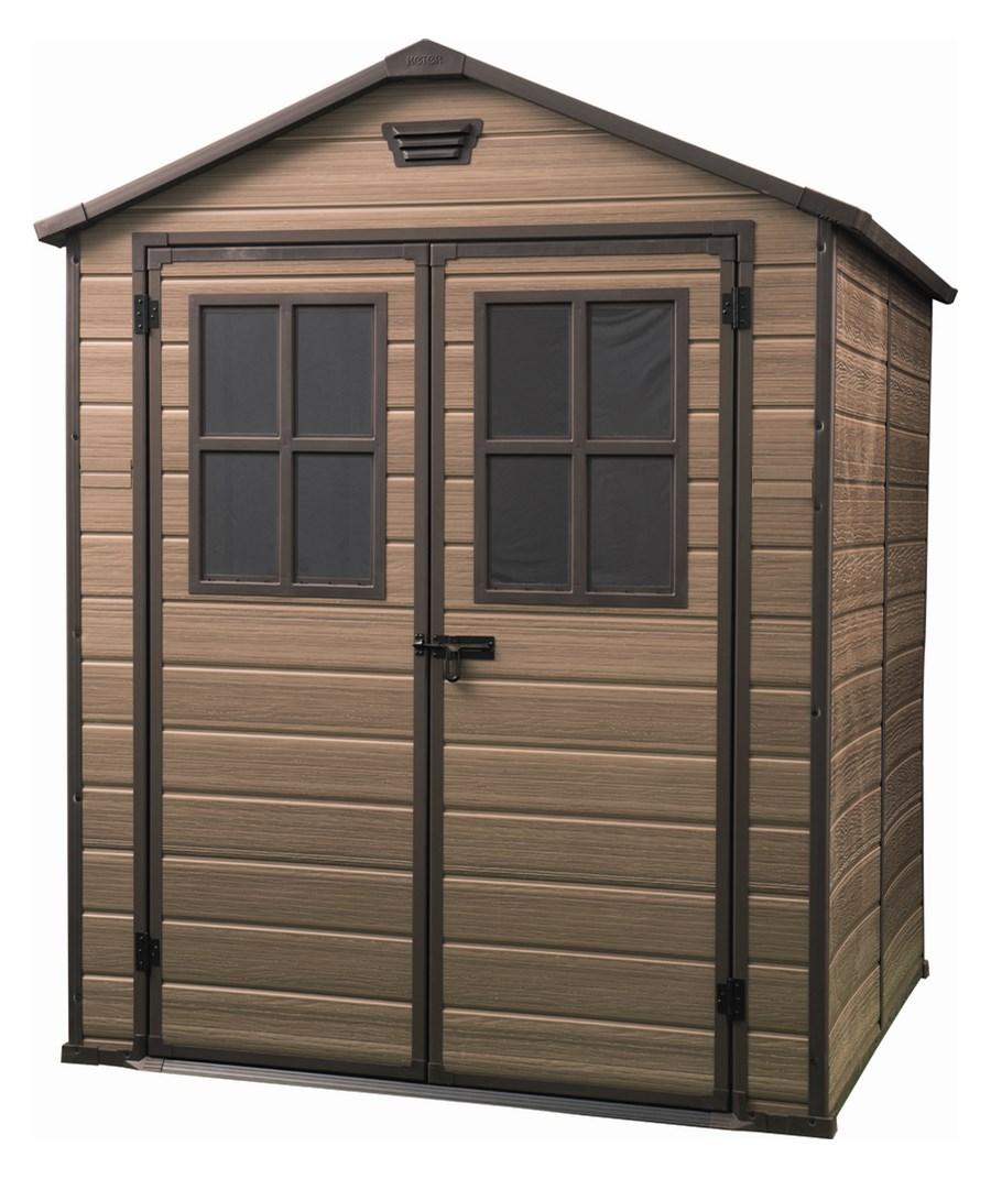 keter domek ogrodowy scala 6x8 bezp atny odbi r wroc aw domki ogrodowe zdj cia pomys y. Black Bedroom Furniture Sets. Home Design Ideas