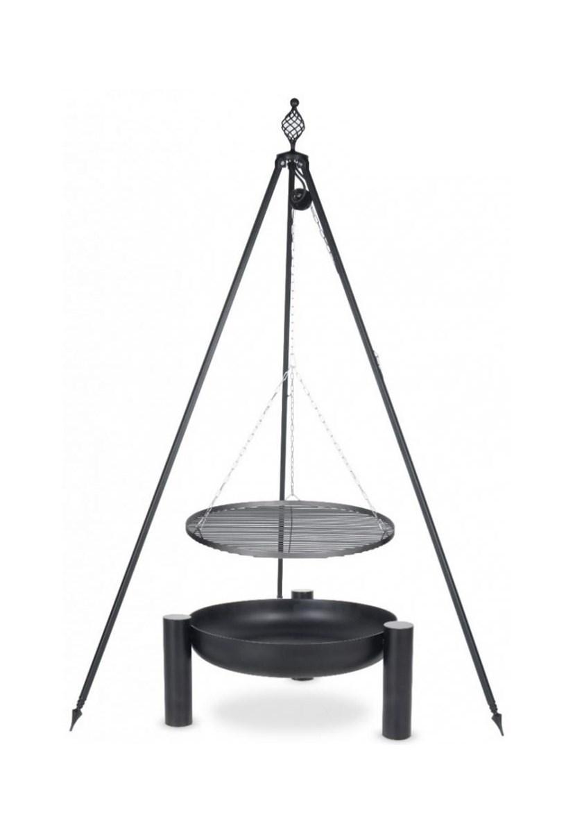farmcook grill ogrodowy farmcook oskar 80 cm palenisko. Black Bedroom Furniture Sets. Home Design Ideas