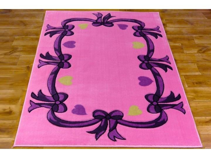 Dywan Różowe Kokardy Dywaniki Dziecięce Zdjęcia Pomysły