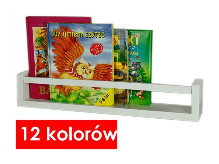 Półka Na Zabawki Liptos 80 Cm 12 Kolorów