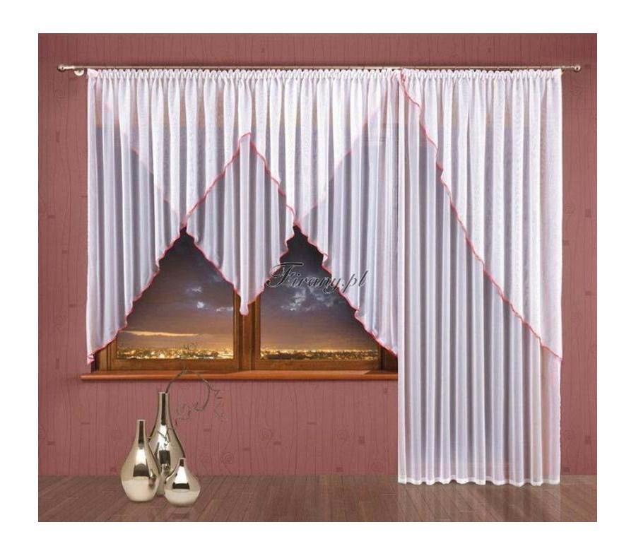 Eden Komplet Do Okna I Drzwi Balkonowych Odbicie Lustrzane