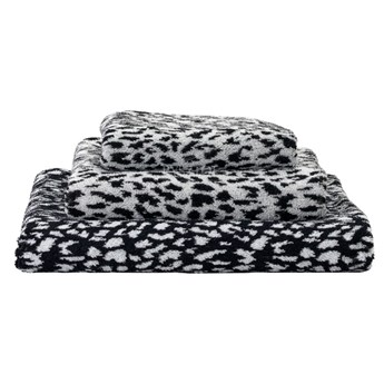 Ręcznik Abyss & Habidecor Zimba Black