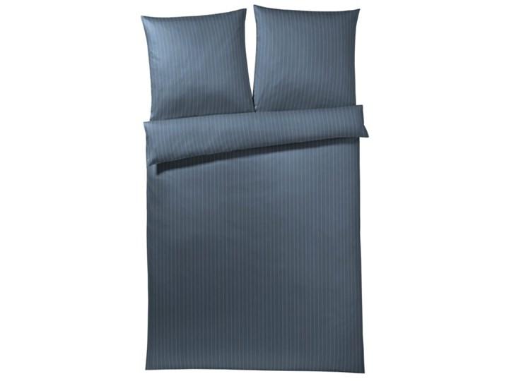 Pościel satynowa Joop! Luxury Pinstripes Blue 100% bawełna Satyna tkanina Rozmiar(poprawny) 200x200 cm