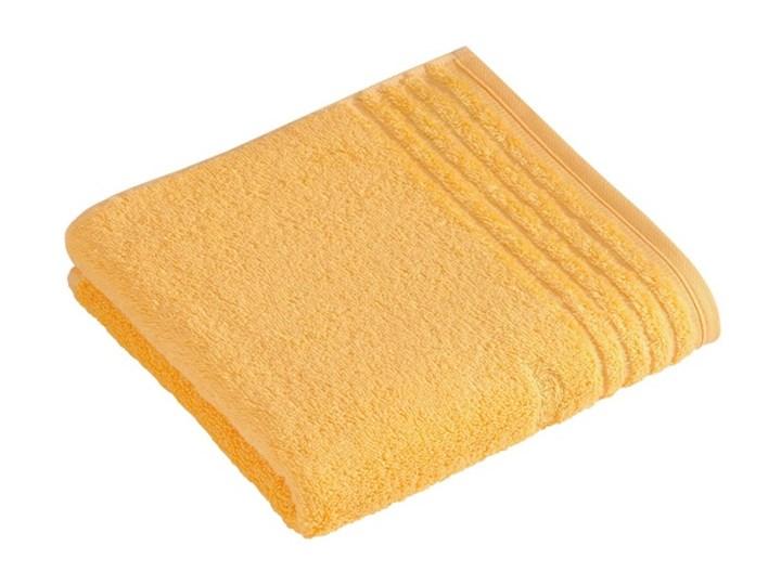 Ręcznik Vossen Vienna Style Honey 50x100 cm 100x150 cm tkanina Bawełna 30x30 cm 67x140 cm 30x50 cm Styl klasyczny