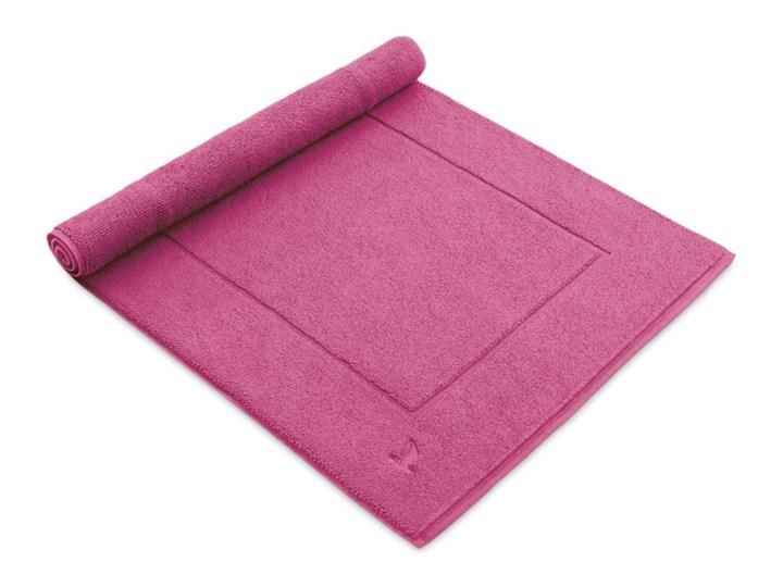 Dywanik łazienkowy Moeve SuperWuschel Pink tkanina 60x130 cm 60x100 cm 60x60 cm Bawełna Prostokątny