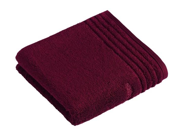 Ręcznik Vossen Vienna Style Grape 30x50 cm 67x140 cm tkanina 30x30 cm 100x150 cm 50x100 cm Bawełna Styl klasyczny