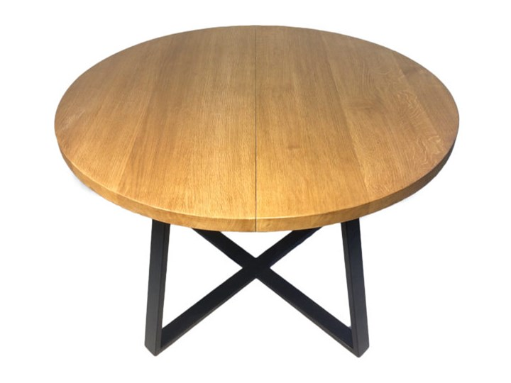 Stół Industrialny Rozkładany Okrągły St 45 R By Ng4u Stoły