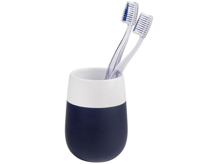 Pojemnik na szczoteczki do zębów MALTA BLUE, WENKO Styl klasyczny
