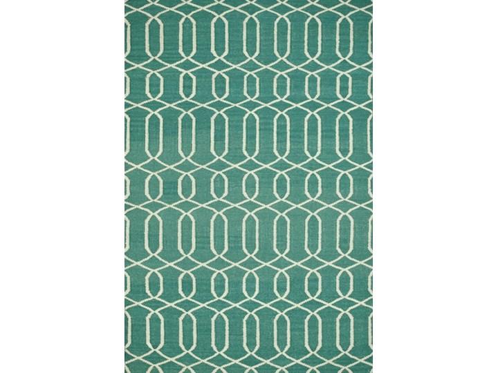 eb6f97aabac737 Dywan wełniany 'Lisbon' zielony 130 x 180 cm - Dywany - zdjęcia ...