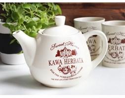 Dzbanek do kawy i herbaty SWEET HOME