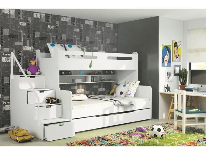 łóżko Piętrowe Max 3 3 Osobowe