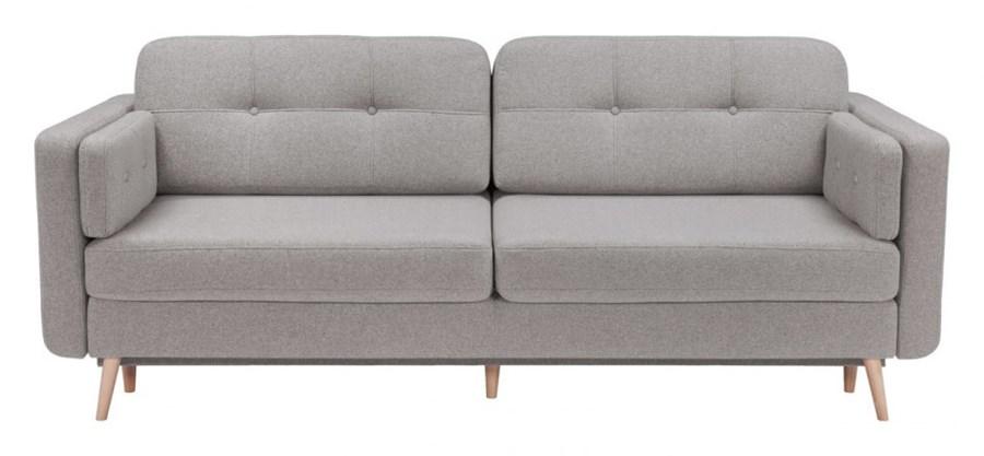 Black Red White Cornet Ii Lux 3dl Sofa
